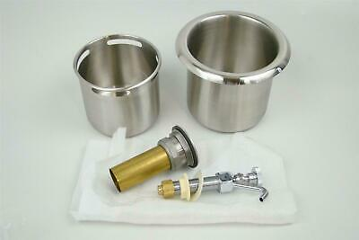 T&S Dipperwell Faucet & Bowl Assembly , B-2282-01