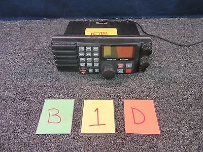 Standard Horizon Marine Radio Quantum Gc5500S Weather Vhf B-1-D Used