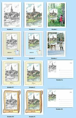 Cp Cpa Cpm Cpsm 12 Cartes Postales Multi Version 1 02068 Hirson