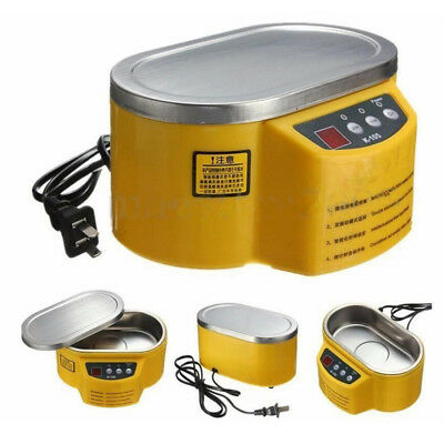 220V Ultrasonic Cleaner Bath Machine For Cleaning Jewelry Glasses Circuit Board
