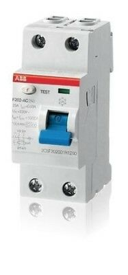 ABB residual current device F202 AC-40/0,03 2CSF202001R1400