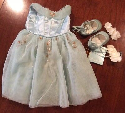39f705e0e AMERICAN GIRL DOLL 2 in 1 Ballet Outfit Set In Original Box RETIRED ...