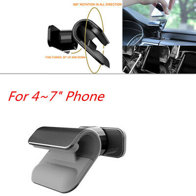Interior Gravity Car Phone Holder 4–7 Inch Mounts Stand For iPhone Samsung Sale