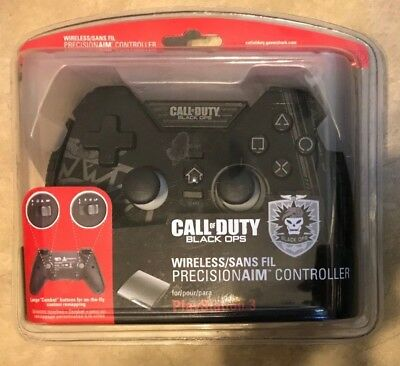 Call of duty black ops wireless precision aim controller   ps3   buy.