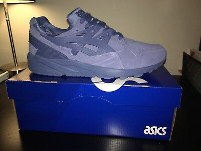 size 40 84ed0 16e50 NEW ASICS GEL-KAYANO Trainer Pigeon Blue US Size 11