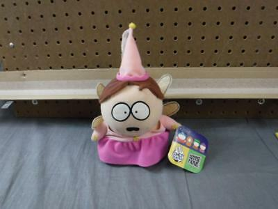 Rare South Park Plush Tooth Fairy Cartman 9 inch tall Fun 4 All with tags