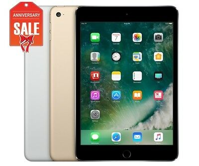 "Apple iPad 5th 9.7"" 2017 Wifi + Cellular Unlocked, Gray Silver Gold - 32GB 128GB"