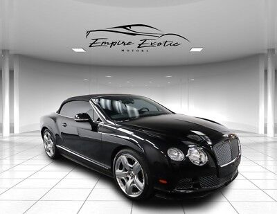 2012 Continental GT --