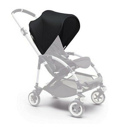 New bugaboo bee 5 black extantdable hood sun canopy !!