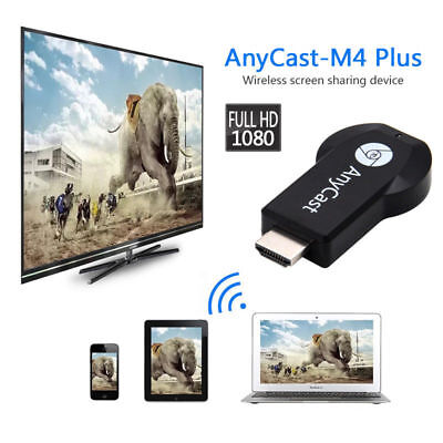 Anycast M4 Wifi Display Dongle 1080P HDMI DLNA Airplay Miracast Immediate Ship
