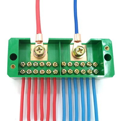 Mounted Wire Junction Box 220V Connector Deconcentrator Household Distribution