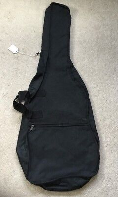 1/4 Size Acoustic Soft Guitar Bag Case
