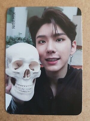 MONSTA X KIHYUN #1 Authentic Official PHOTOCARD TAKE.1 ARE YOU THERE? 2nd Album