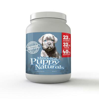 Puppy Naturals By Muscle Bully (225 Servings)