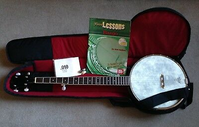 Rover RB22 Open Back Banjo - Beginners Set
