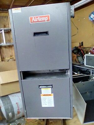 Airtemp Oil Fired Furnace 4 Years Old