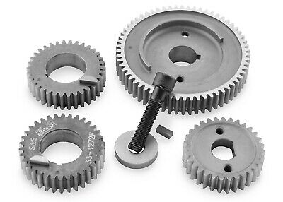 S/&S Cycle Breather Gear Shim Set 33-4249