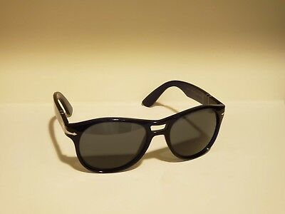 34a7af12b5 PERSOL PO 3155-S Sunglasses - Used - Blue Frame -  125.00