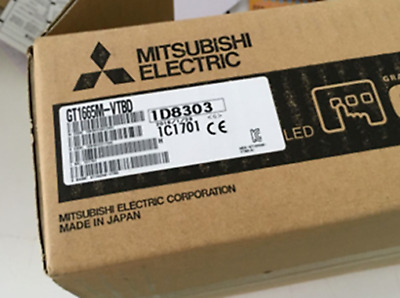 Brand New in Box Mitsubishi GT1665M-VTBD TouchScreen