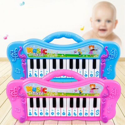 Fun Mini Musical Electronic Piano Keyboard For Kids Educational Music Toy Gift