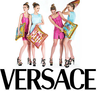 A Private Collection Of 300 Versace Dresses ***total Value $2 Million****