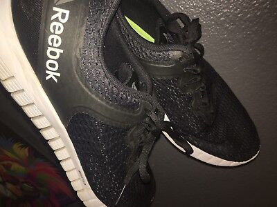 9b5d75ca1c17 Reebok Smoothflex Men s Gray Black Casual Sneakers Shoes Size 10 Laces  023501.  15.99 Buy It Now 18d 5h. See Details. mens reebok running shoes  size 10