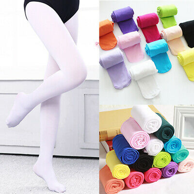Girls Kids Multi-color Stockings Tights Pantyhose for Baby Toddlers 1-12