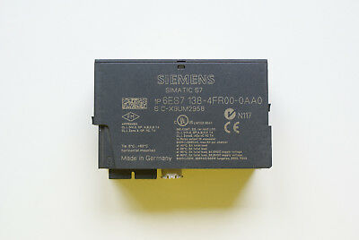 Siemens Simatic S7 6ES7 138-4FR00-0AA0 Relay Output Module