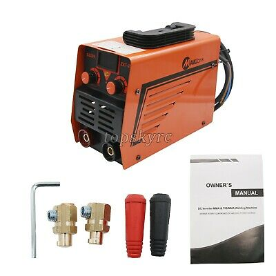 Handheld IGBT Inverter MMA ARC Welding Mini Welder Machine 25-300A 220V TZT SZ