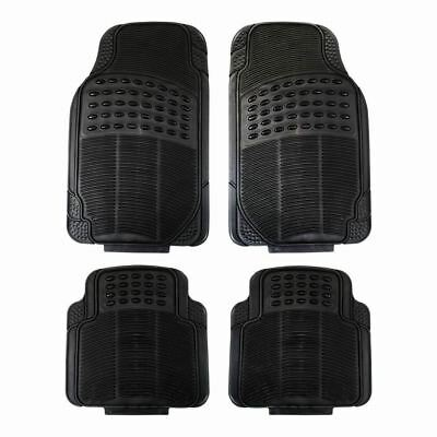 Rubber Interior Floor Mats Set For PEUGEOT BIPPER 2008