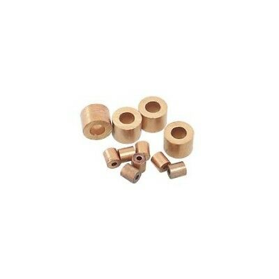 NICOPRESS stop sleeves copper round 1.0-1.2mm x10 pcs