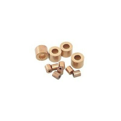 "NICOPRESS stop sleeves copper 3/16"" 5.0mm round black x10 pcs"