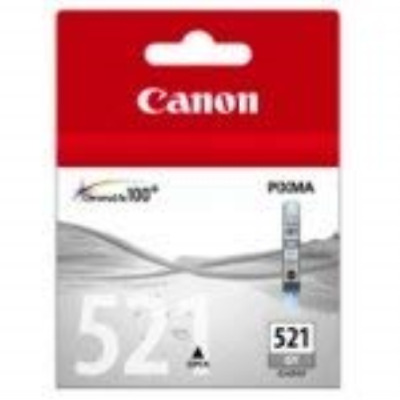 Canon CLI-521 Grey Ink Cartridge, 2937B01 NUEVO