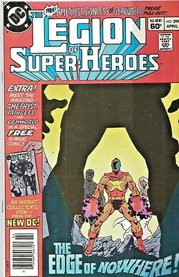 Legion Of Super-Heroes #298  First Appearance Amethyst  Dc  1983  Nice!!!