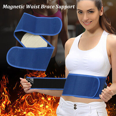 Corrector Pain Relief Therapy   Belt Protector Brace Magnetic Waist Support