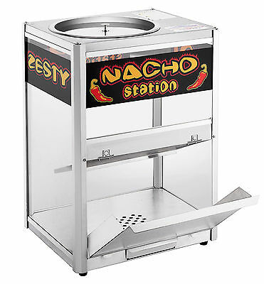 Nacho Chip Warmer Commercial Grade Popcorn Station Great Northern Machine