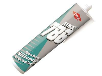 Dowsil DOW2825562 786 Food Grade Sealant, Clear 310ml
