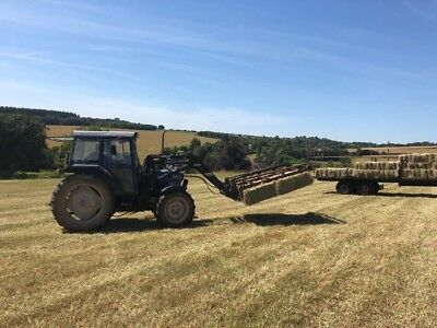 Small Meadow Hay Bales July / August 2018 Barn Stored