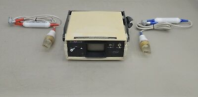 Dymax Site Rite II Vascular Ultrasound Scanner w/ Two Probes 8001C0775 (16219E23