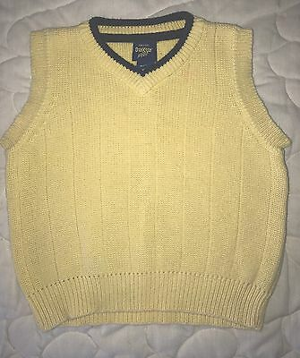 Boys Size 24 Months Oshkosh Bgosh Sweater Vest Church School Holidays Christmas