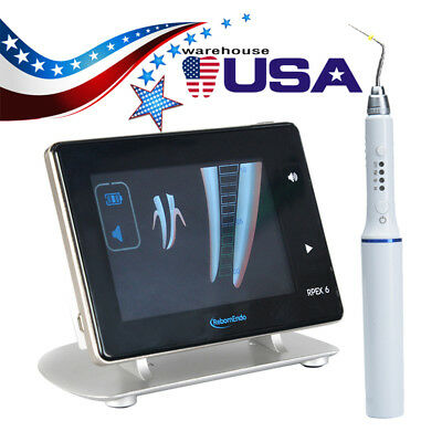 USPS Dental Endo Heated Pen J1SS+Root Canal Endodontic Measuring Testing RPEX 6