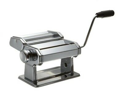 Stainless Steel Pasta Maker Roller - Hand Operated Pasta Roller Machine
