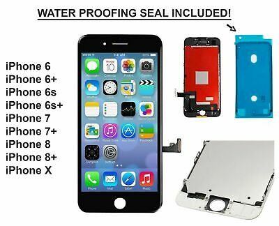 iPhone 6 6s 7 8 Plus X XR XS Max LCD Digitizer Display Screen Replacement Kit