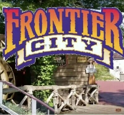 Six Flags Frontier City & White Water Bay Tickets Promo Saving Tool Discount $22