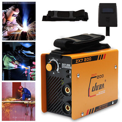 Portable MMA ARC Welder DC IGBT Welding Machine Soldering Inverter Handheld 220V