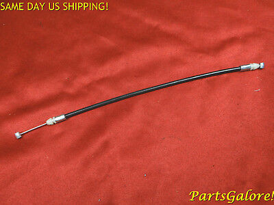 Seat Latch Cable, 50cc 125cc 150cc 250cc Honda Chinese Scooter Motorcycle Buggy
