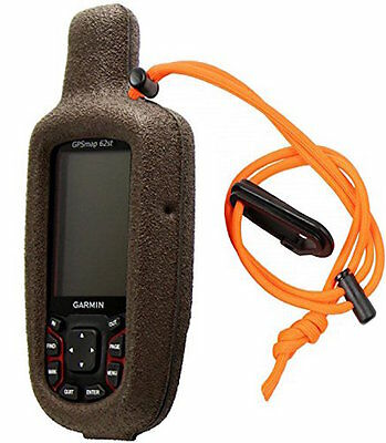 GizzMoVest for GPSMAP 62 Series High-tech Composite Molded Case in Hunters Coffe