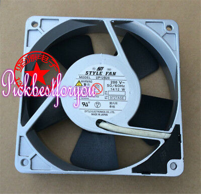STYLE FAN UP12B12 120V 14 / 12W 12CM 12025 AC cooling Fan #MU01 QL