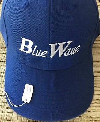 2b267cf08bd6ce Democrat BLUE WAVE Anti Trump Hat EMBROIDERED November Elections VOTE  ELECTIONS