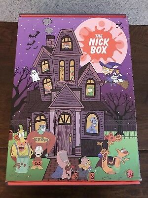 NICK BOX OCTOBER 2018 Exclusive Limited 90s Nickelodeon Oct